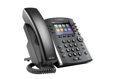 Polycom VVX 411IP Telefoon refurbished