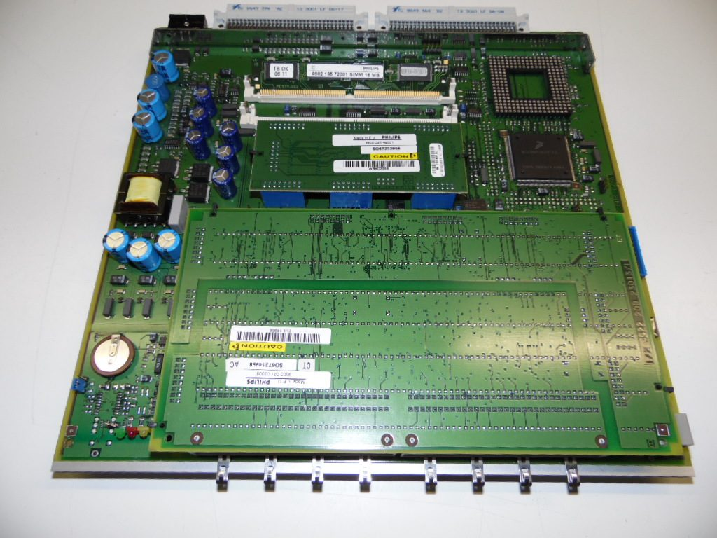 Philips CPU 3000 9600 021 04011and 9600 021 03003