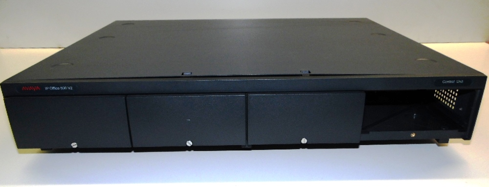 Avaya IP500 V2 Control Unit 700476005