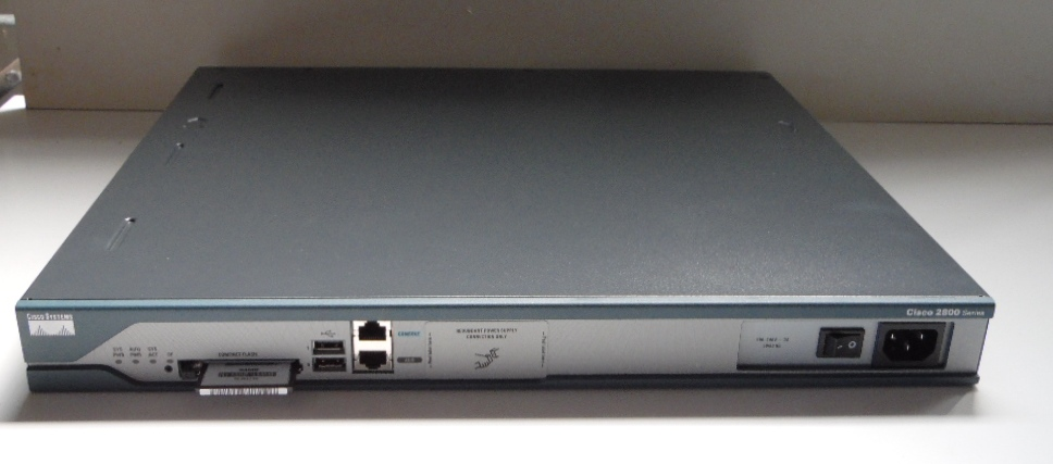 CISCO2811 HSEC/K9