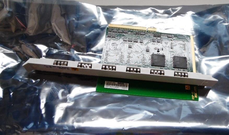 AscomAastra Ascotel DSP-02 LPB955.EXP.DSP-01-1A