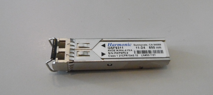 Harmonic GSF9311 SFP 1000BASE-SX SFP 850nm 550m DOM MMF LC