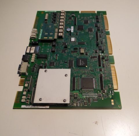 Siemens Motherboard HiPath 3350/3550 V8.0 ref S30810-K2935-A401