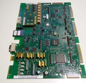 Siemens CBCC/EVM Central Board EVM S30810-K2935-A301-7-7411