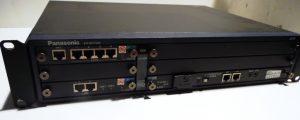 Panasonic KX-NCP500 NE IP PBX + DSP4 KX-NCP1104