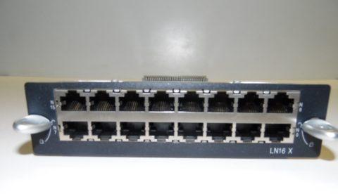 Mitel Aastra16 digital subscribers Module LN16X BHJ4475A