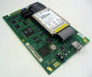 SIEMENS HIPATH VOICEMAIL CARD IVM S8 1P S30122-Q7379-X-3