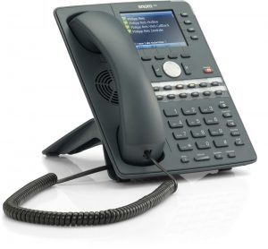 SNOM 760 UC Edition Business IP Telefoon 12 sip lijnen