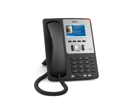 SNOM 821 IP-Telefon 2346 Refurbished