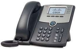 Cisco SPA504G IP telefoon met PoE voor 4 lijnen nieuw
