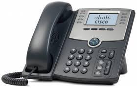Cisco SPA508G IP telefoon met PoE voor 8 lijnen