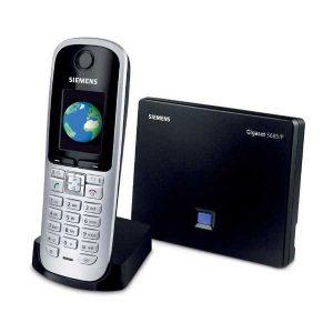 Siemens Gigaset S685ip met s68h handset
