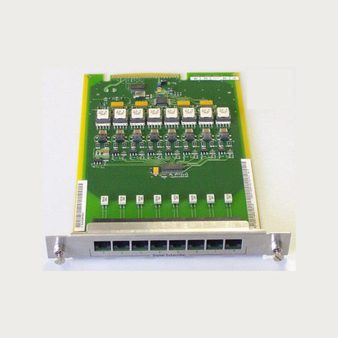 Siemens Hipath SLU8R S30817-Q922-Z301-3 SLU8