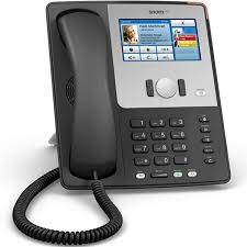 Snom 870 VoIP telefoon SIP Black 2193