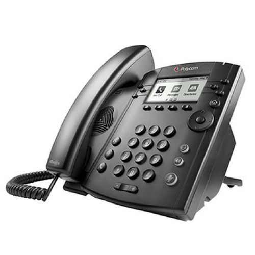 VVX 310 6-line Desktop Phone HD Gbit