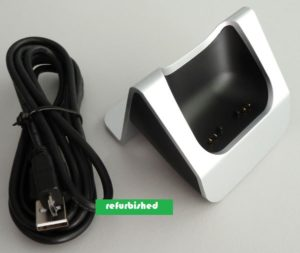 Alcatel-Lucent 8232 DECT Handset bureaulader met usb kabel. Refurbished.
