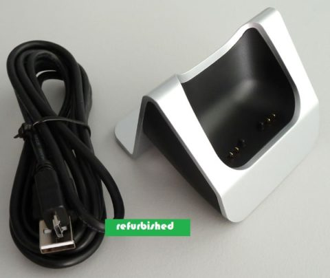 Alcatel-Lucent 8232 DECT Handset bureaulader met usb kabel. Refurbished.