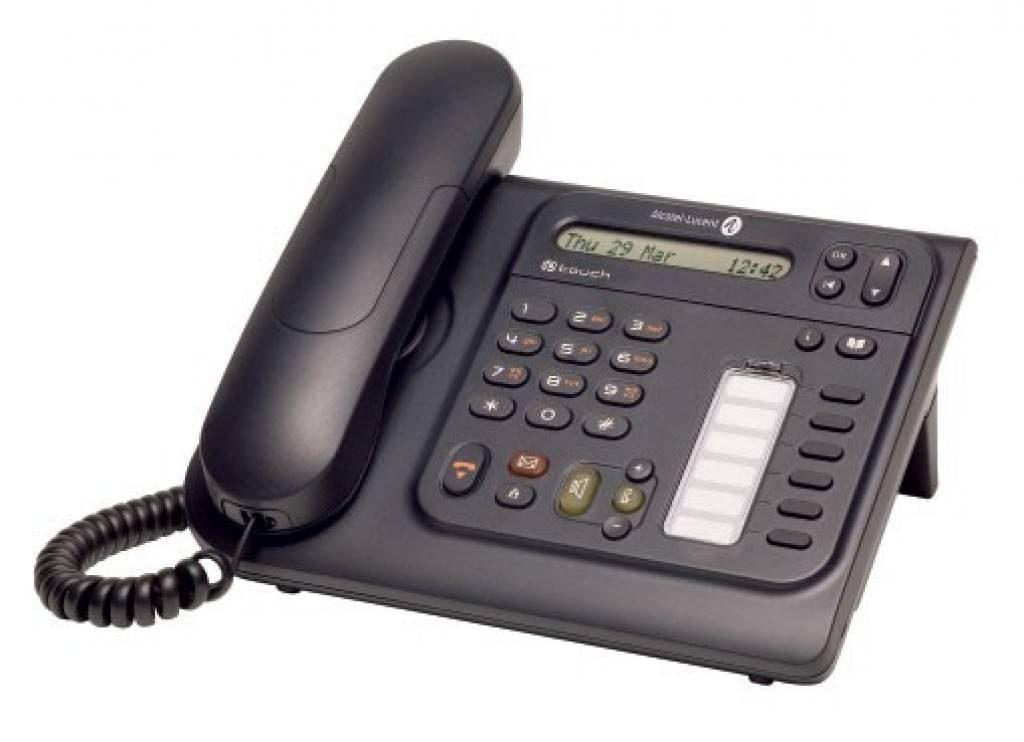 nieuwe kpn Alcatel 4018 IP Touch toestel