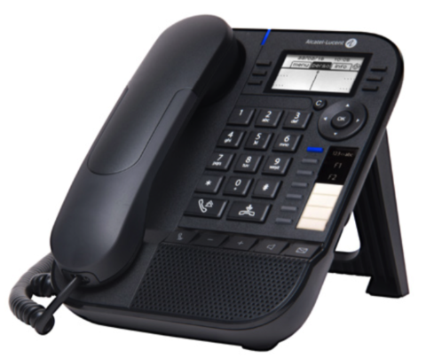 Alcatel - Lucent 8018 IP Premium DeskPhone