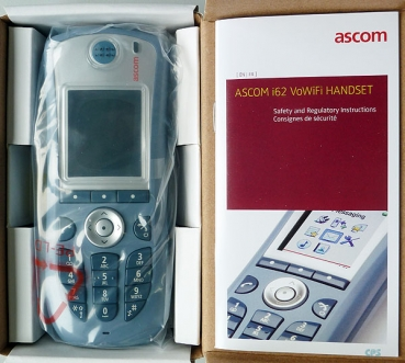 Ascom i62 Basic Voice over WiFi handset