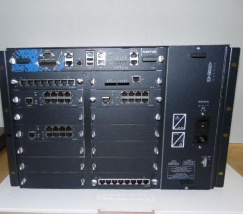 Aastra gateway axl 5000 R5.1 Mitel Mivoice