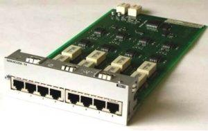 ALCATEL ISDN Access T0 BRA8 3eh73006ab KPN