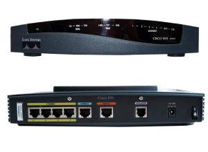 CISCO836-K9 ADSL over ISDN Router Cisco 836-K9
