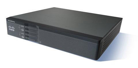 Cisco 867VAE Integrated Services Router