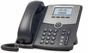 Cisco SPA502G IP telefoon met PoE voor 1 lijn