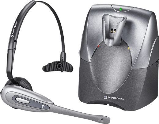 Plantronics CS60 Draadloze headset refurbished
