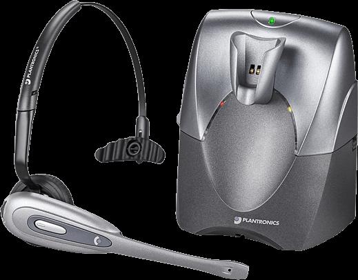 Plantronics CS60 Draadloze headset refurbished