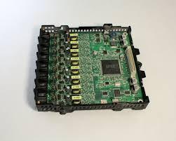Panasonic KX-TDA 5172 Hybrid IP 8 Port Digital Card DLC8