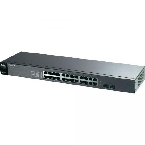 Zyxel GS1100-24 24Port Gigabit Switch