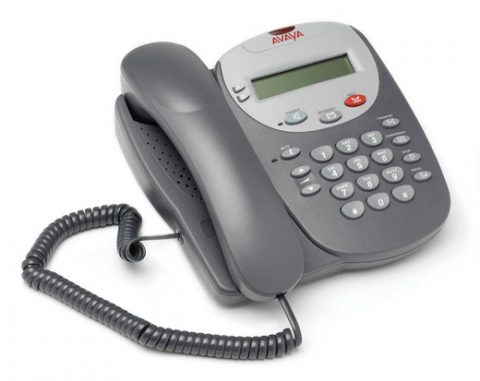 Avaya 4602 IP telefoon