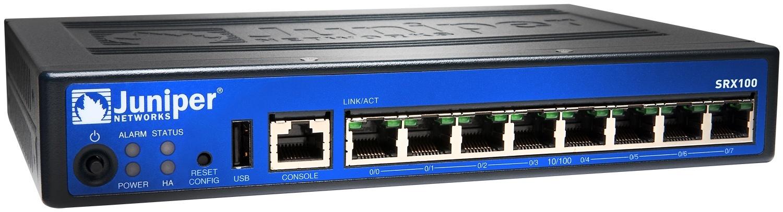 Juniper SRX100b High Performance srx100 used
