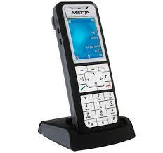 mitel 612d handset inclusief charger
