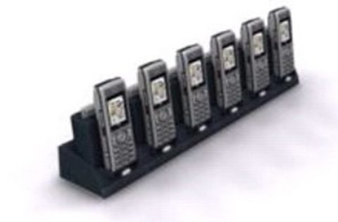 NEC i755 Multi Charger Rack 9600 017 59200