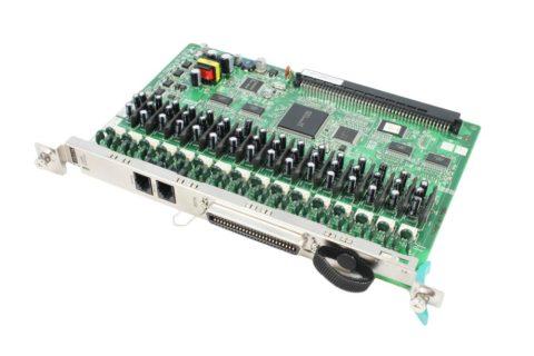 Panasonic KX-TDA0177 CSLC16 16 Port SLT Card with CLID