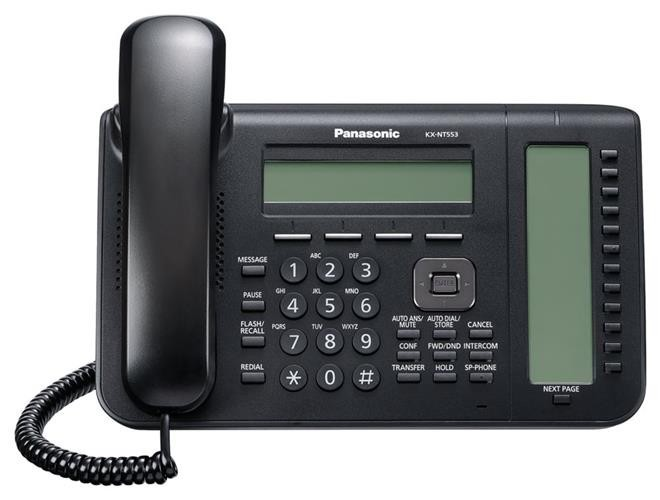 panasonic_nt_553_phone_black
