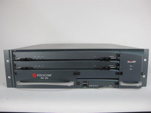 Polycom RMX 2000 videoconferentiesysteem