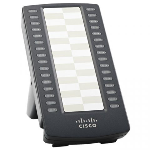 new Cisco SPA500S Expansion Module