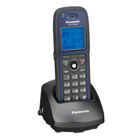 KX-TCA364 Panasonic Type IP64 Dect handset