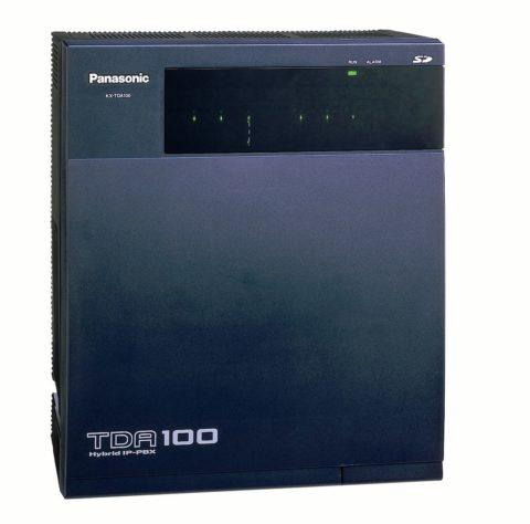 Panasonic KX-TDA100 Hybride IP PBX Systeem