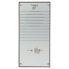 PortaDial S01 Deurtelefoon intercom met Interface Type 6